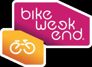 BikeWeekend logo